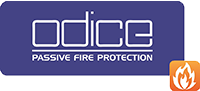 odice fire protection logo